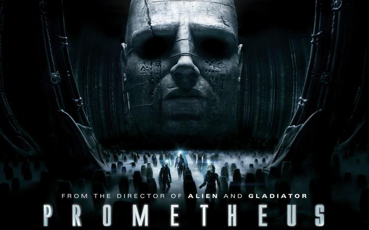 Prometheus- Bộ phim là tiền đề cho sự phát triển của Alien: Covenant.