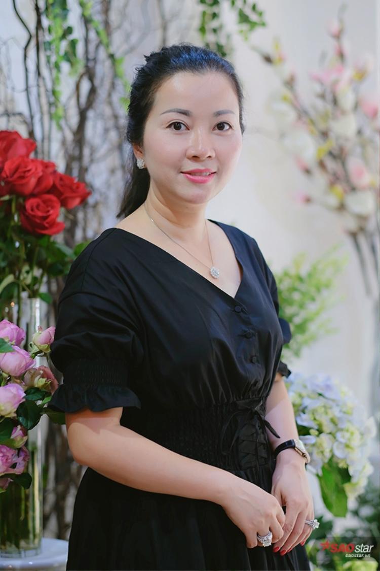 Mẹ Huyền My thấy tự hào khi con gái ngày một trưởng thành hơn rất nhiều và biết lắng nghe bố mẹ.