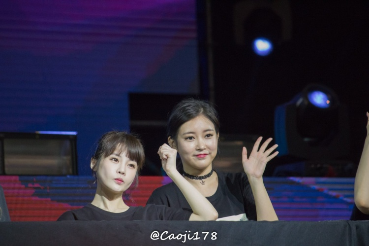 Xin được lần cuối gọi họ là T-ara Boram và T-ara Soyeon!