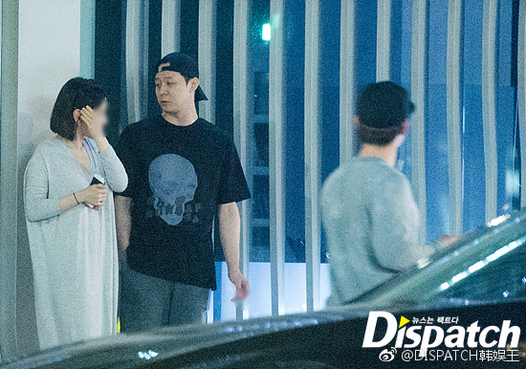 Cả hai thường xuyên hẹn hò tại những địa điểm xa xỉ của quận Gangnam, Seoul.