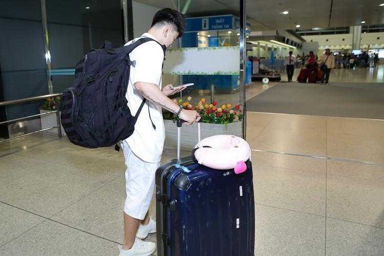 Trong chuyến xuất ngoại lần này, Chi Dân sẽ lưu diễn tại Đài Loan.