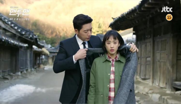 Park Hae Jin than phiền: Trời lạnh quá nên cảnh hôn không được tình