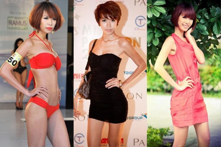 Minh Tú được biết tới nhiều hơn khi cô tham gia Siêu mẫu Việt Nam 2011 và trở thành gương mặt sáng giá cho vị trí quán quân.