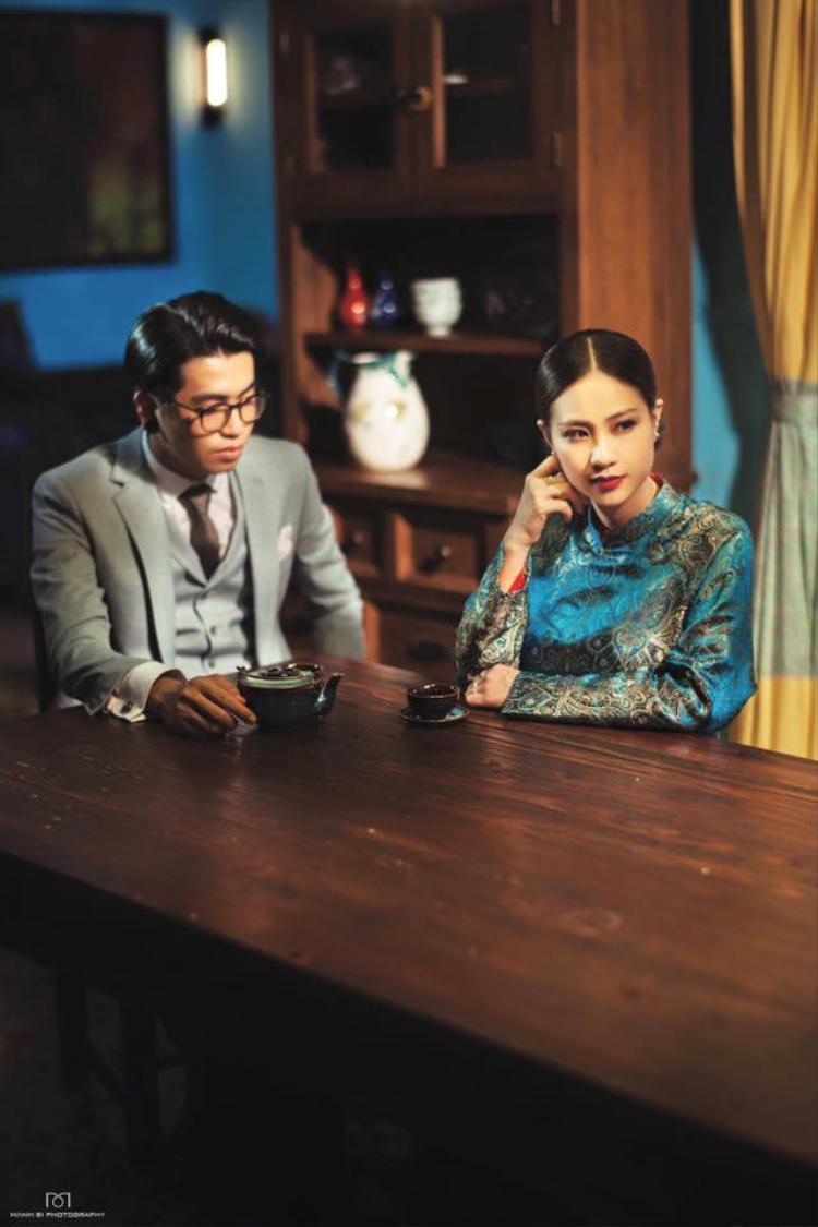 """Tháng 1 năm 2016, Kiên Ứng và Thanh Huyền quyết định """"về chung một nhà""""."""