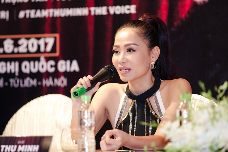 Là 1 trong những người tiên phong và thành công với dòng nhạc dance tại Vpop thế nhưng Thu Minh lại không hài lòng với những gì quen thuộc mà cô sẵn có.