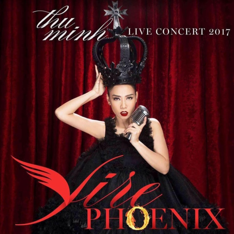 Thu Minh Concert tour - Fire Phoenix