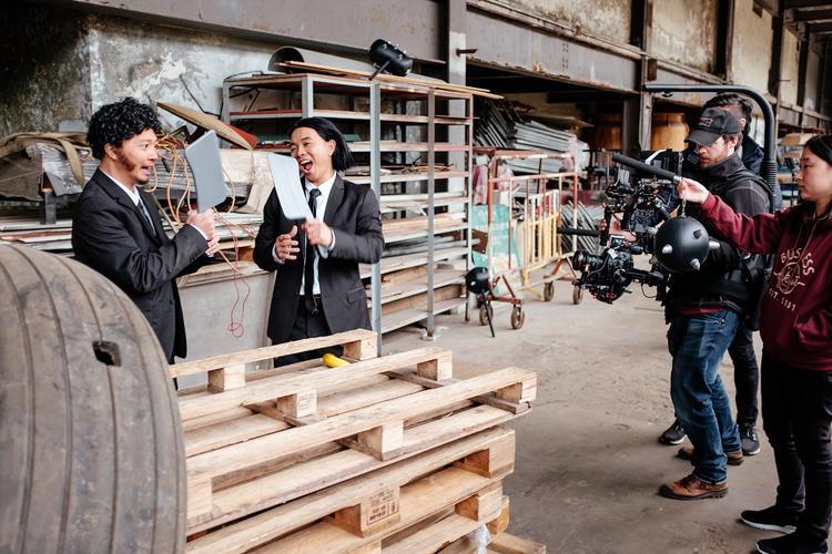 BigDaddy tiếp sức thêm cho PB Nation với MV mới thực hiện tại Hong Kong