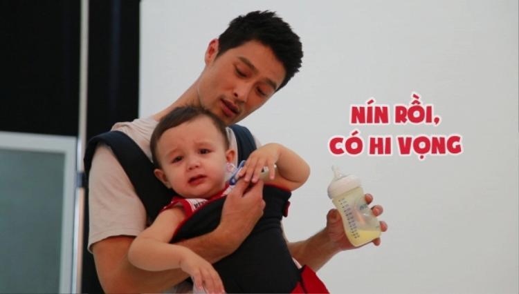 Đây chính là cậu bé lai sáng nhất màn ảnh Việt hè năm nay