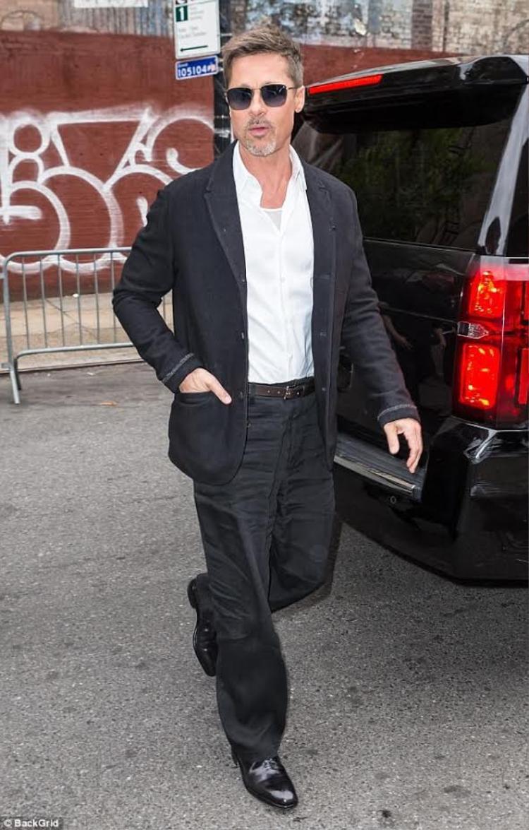 Brad Pitt: Ở tòa án không có thắng thua, chỉ có người tổn thương nhiều hơn người còn lại mà thôi