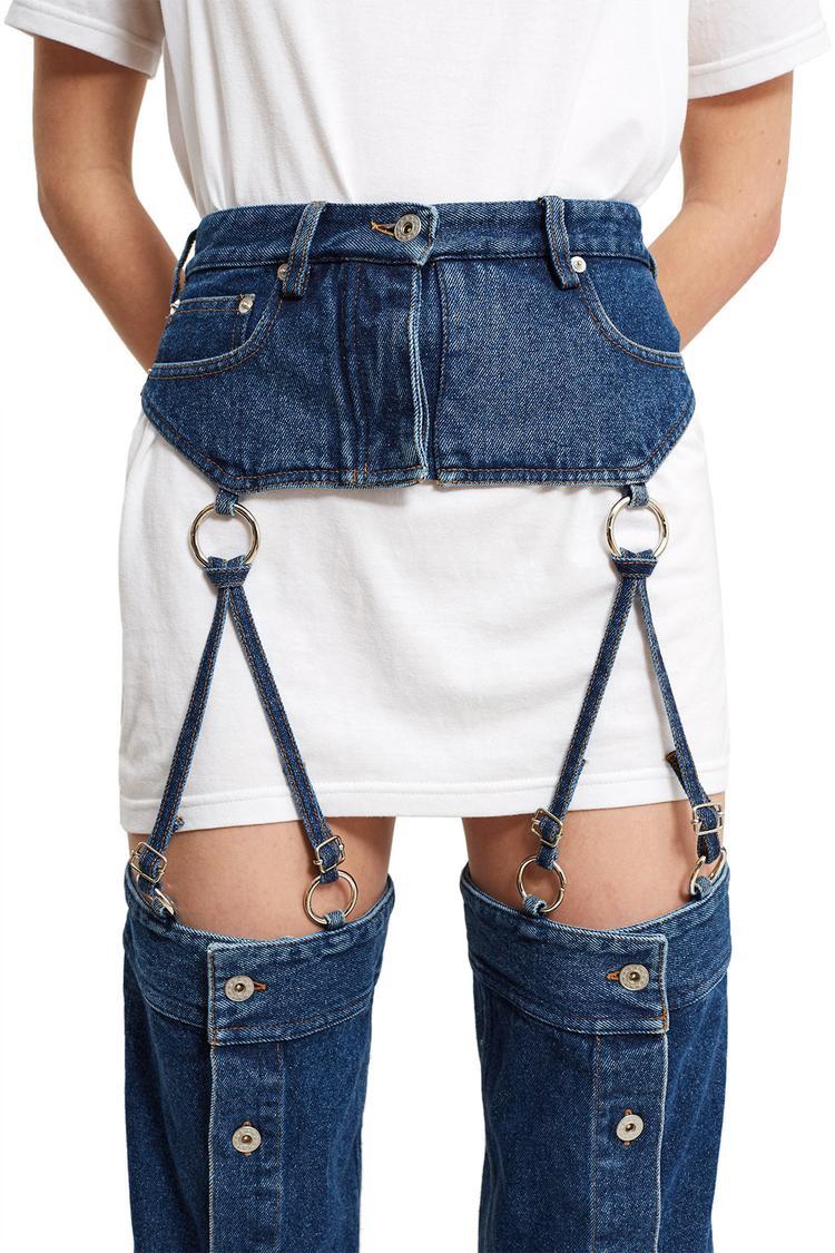 505 USD - hơn 11 triệu đồng là giá cần trả cho chiếc quần này. Nếu tháo dây đai, phần trên quần sẽ chẳng có tác dụng gì !