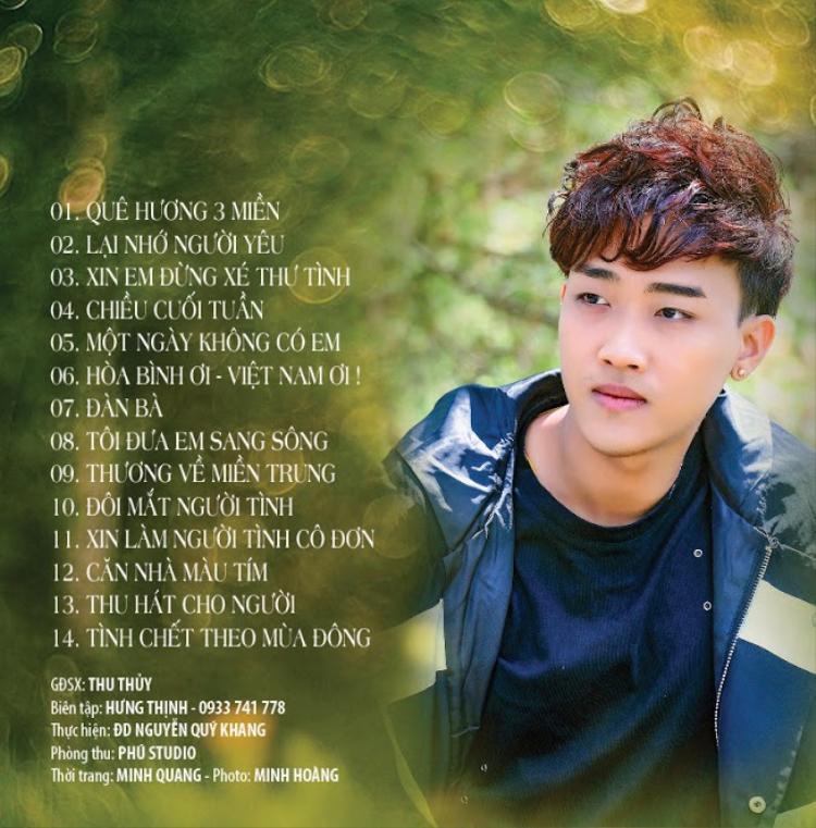 Album Vol.9 Lại nhớ người yêu tập hợp những ca khúc quen thuộc từng gắn liền với các giọng hát hàng đầu Việt Nam.