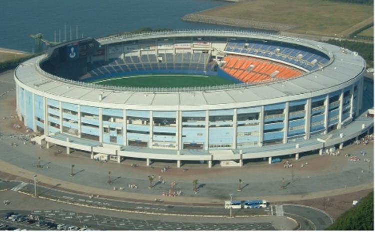 EDC Japan được tổ chức tại sân vận động Zozo Marine.