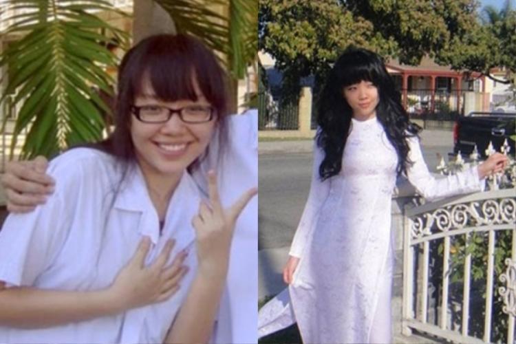 Với những ai yêu mến Tóc Tiên thì không thể quên hình ảnh cô bé tóc xù xinh xắn, đáng yêu của ngày xưa phải không?