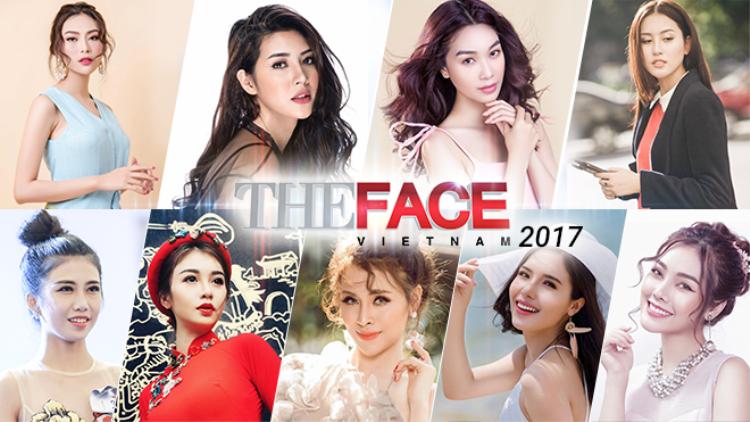 Đội hình The Face Việt Nam 2017 chính thức hoàn thiện với 9 gương mặt này!
