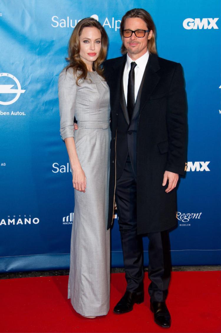 Sự thật về tin đồn tình yêu của Angelina Jolie hậu chia tay Brad Pitt