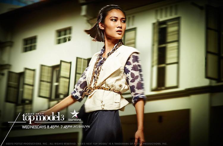 Ayu Gani, thí sinh Indonesia trở thành quán quân Asia's Next Top Model mùa thứ 3