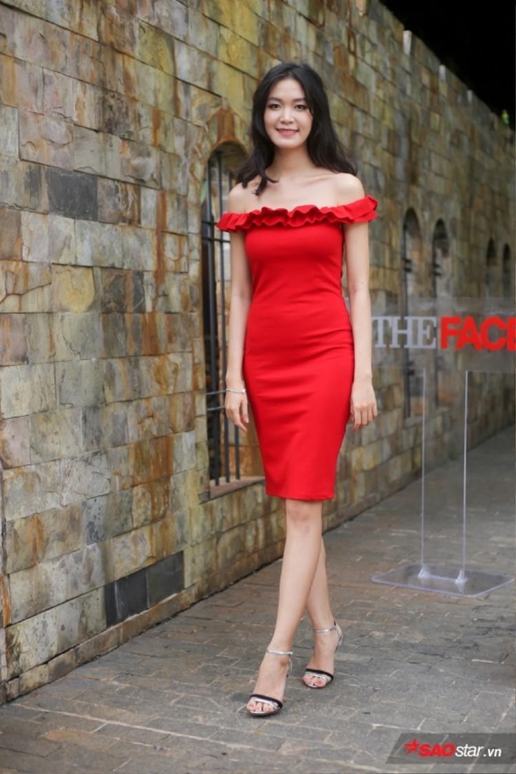 Đơn giản nhưng thu hút là những gì nói về Hoa hậu Thuỳ Dung hôm nay!