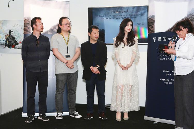 Sự góp mặt của cô trong sự kiện này được cho là một yếu tố quan trọng đảm bảo tính kết nối giữa nền điện ảnh Trung Quốc và các nhà làm phim phương Tây.