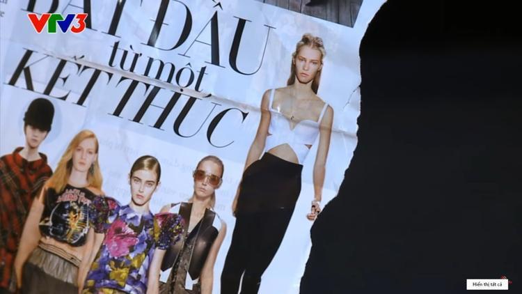 …khá giống với mẫu trang phục của nhà thiết kế nổi tiếng trên tạp chí.