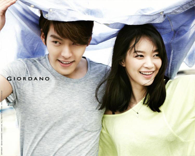 Có người yêu Shin Min Ah cạnh bên, Kim Woo Bin hẳn sẽ an lòng chiến đấu với căn bệnh ung thư