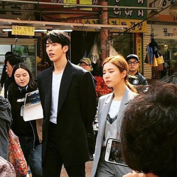 Cô dâu thủy thần là dự án khá kỳ lạ trên màn ảnh Hàn. Các thông tin về phim đều được giữ kín ở mức tối đa.