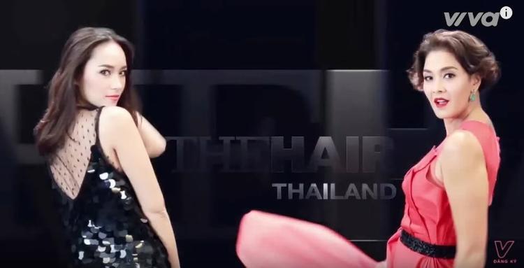 """The Look Thailand mùa đầu tiên là cuộc chiến tay đôi của hai """"chị Đại"""": Lukkade và Bee Namthip"""