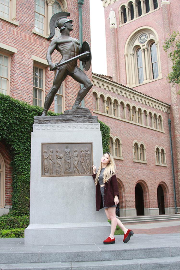 Thần tượng nhí Xuân Nghi tiết lộ cuộc sống đẹp như mơ tại trường ĐH ở Mỹ