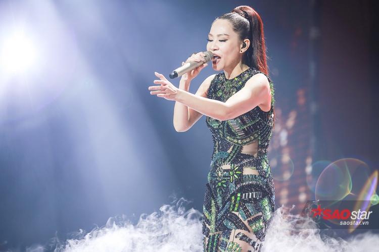 HLV Thu Minh debut sản phẩm mới của cô mang tên I don't believe.
