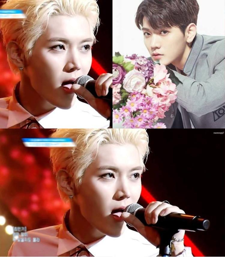Ren - Được biết đến là mỹ nam đẹp hơn hoa.