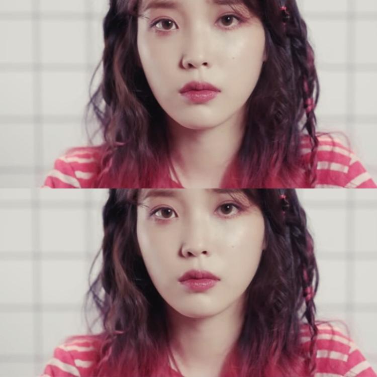 IU đẹp giản dị trong MV mới.