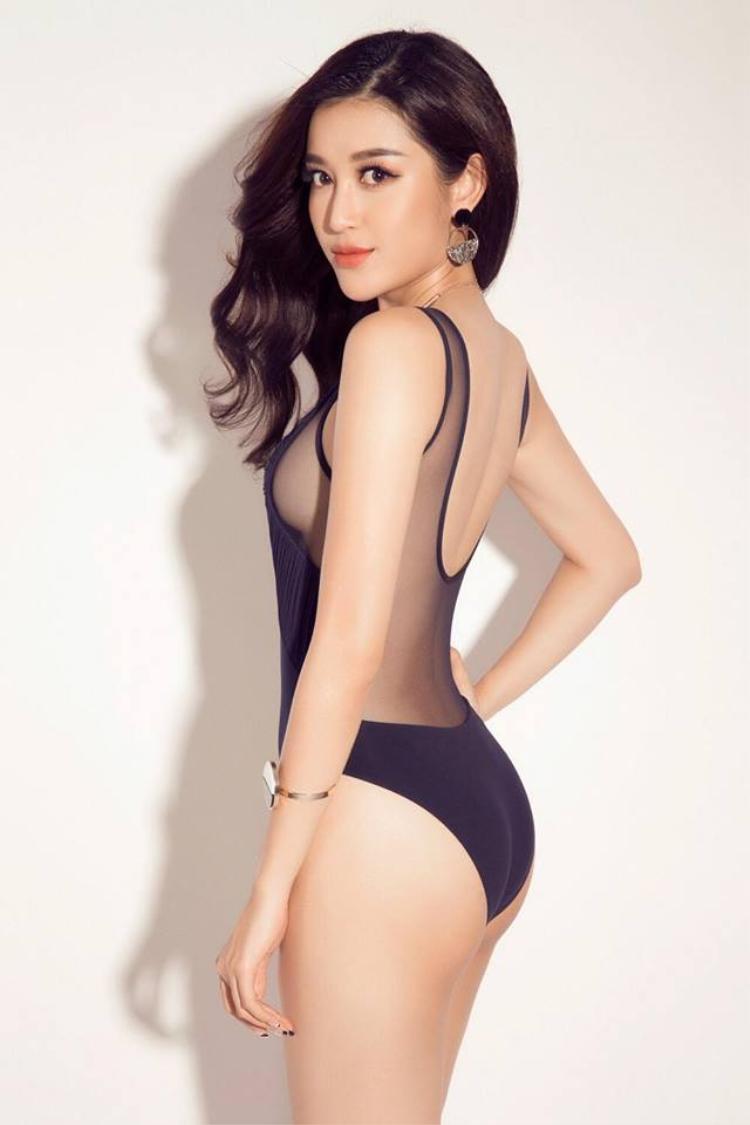 Á hậu Hoa hậu Việt Nam 2014 Huyền My là người đẹp tham gia cuộc thi Miss Grand International 2017.