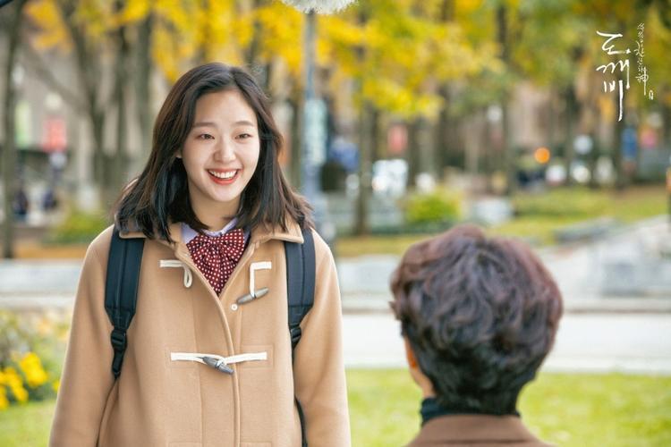 """Dù không sở hữu ngoại hình long lanh tuyệt đối, nhờ vào tài năng Kim Go Uen vẫn được đánh giá là """"cô gái Vàng"""" của nền điện ảnh Hàn Quốc"""