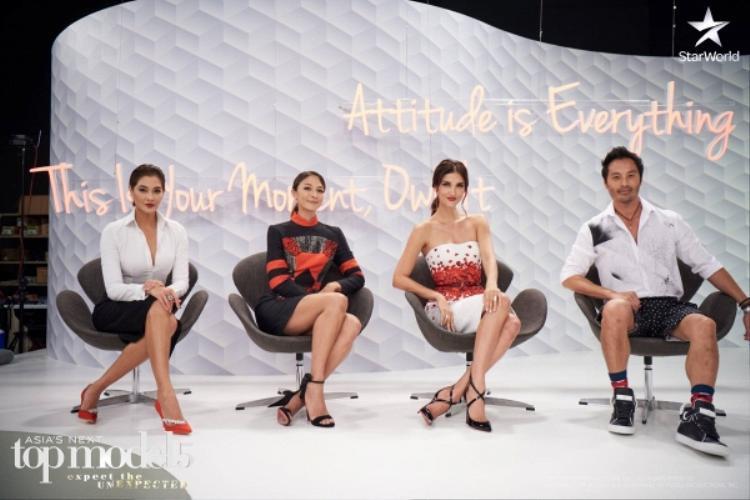 Asias Next Top Model  Ao làng hay chương trình tầm cỡ chuộng kết cục bất ngờ?