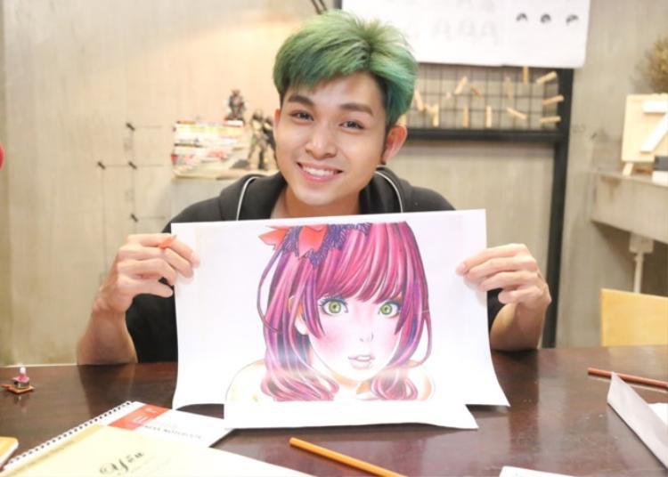 Anh chàng otaku Lâm là vai diễn đầu tiên trên màn ảnh rộng của Jun Phạm