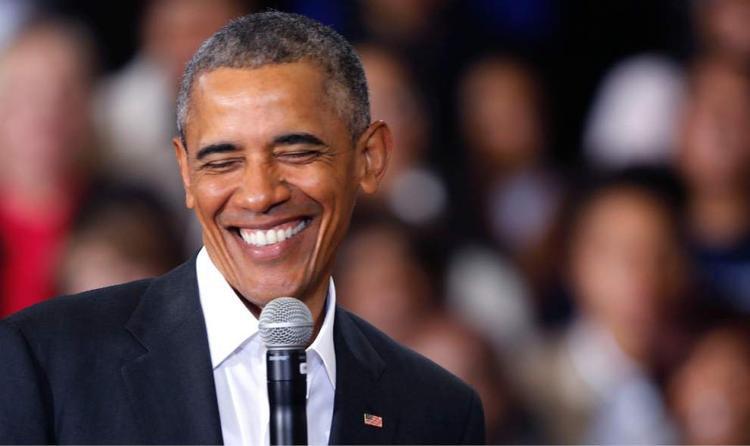 Với phong cách gần gũi, thân thiện thường thấy, Obama tiếp tục ghi điểm khi đề cập đến các món ăn truyền thống của Hàn Quốc cũng như chào mọi người bằng tiếng Hàn.