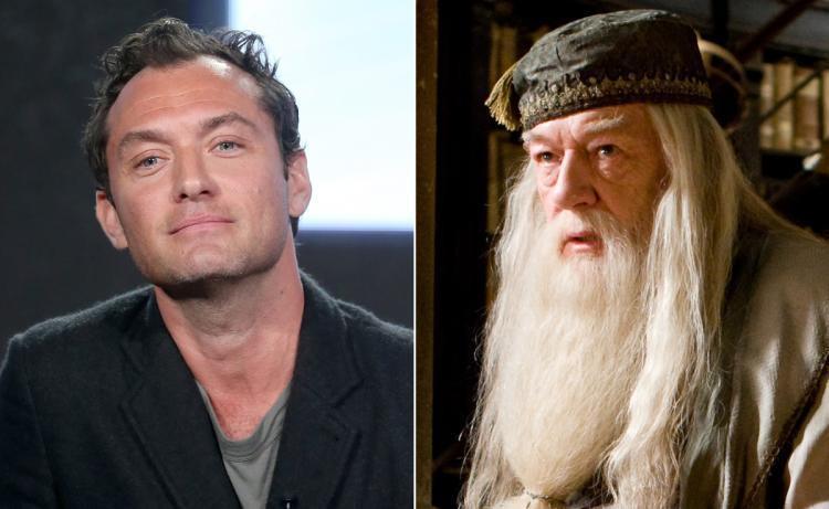 Jude Law trong vai Albus Dumbledore lúc trẻ là điểm đáng chú ý nhất trong phần 2.