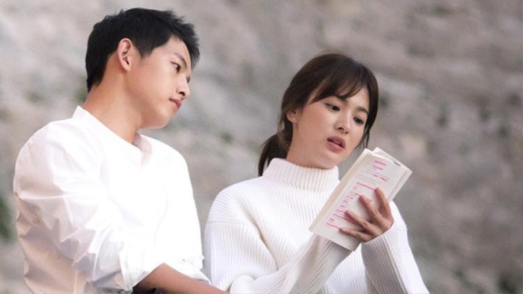 Tiết lộ câu nói của Song Joong Ki khiến Song Hye Kyo đổ gục