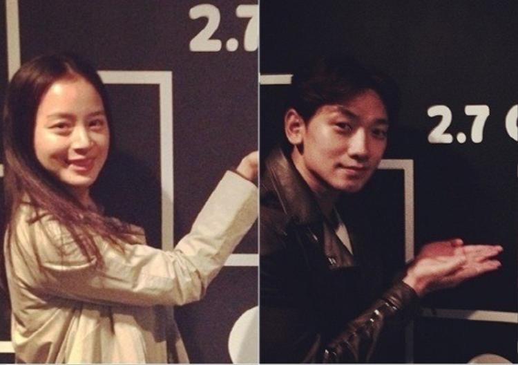 Sau 13 năm công chiếu Ngôi nhà hạnh phúc, Bi Rain và Song Hye Kyo đã tìm được ngôi nhà hạnh phúc cho riêng mình