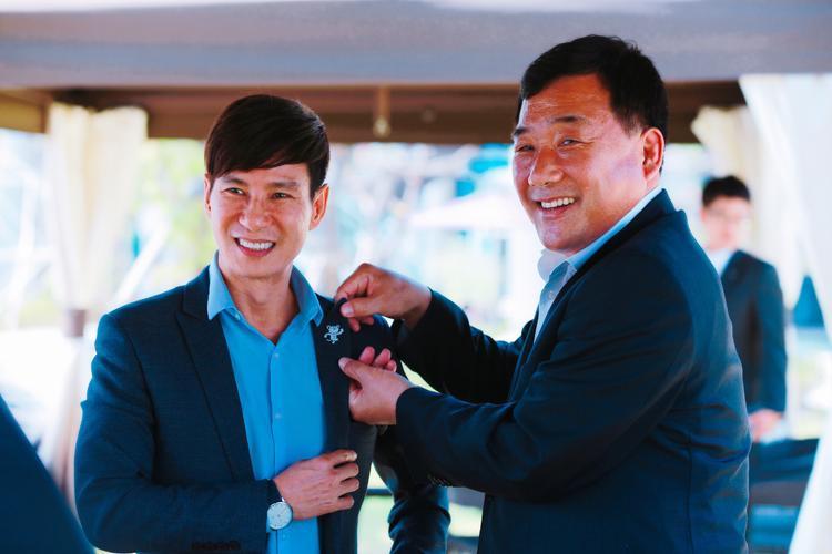 Sau giải thưởng tại WebTV Asia Awards, Lý Hải được mời làm đồng đạo diễn phim điện ảnh Hàn Việt