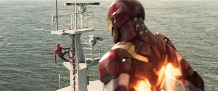 Không ngờ tỷ phú Tony Stark lại có tầm quan trọng không kém Peter Parker.