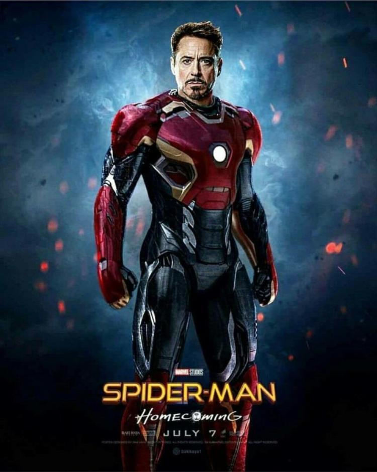 """Thoạt đầu mọi người cứ ngỡ Iron Man chỉ là nhân tố """"câu view""""."""