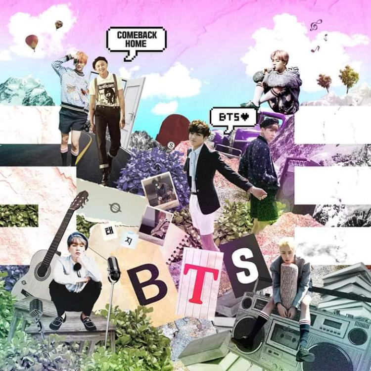 BTS được các trang quốc tế hết lời khen ngợi.