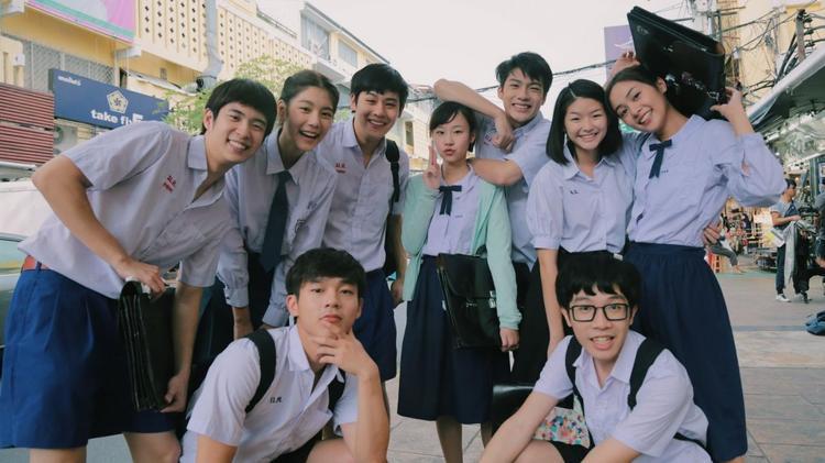 Sự trở lại của dàn diễn viên trẻ được yêu thích khắp mọi trường học Thái.