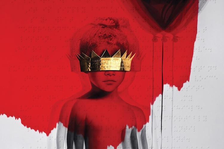 """ANTI cũng chính là tựa đề cho album thứ 8 của Rihanna. Không biết đây có phải là 1 sự vô tình """"đụng hàng""""?"""