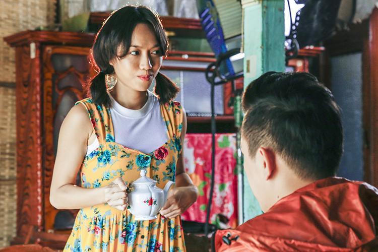 """""""Gánh nặng"""" cho Diệu Nhi khi lần đầu đảm nhận vai nữ chính phim điện ảnh."""