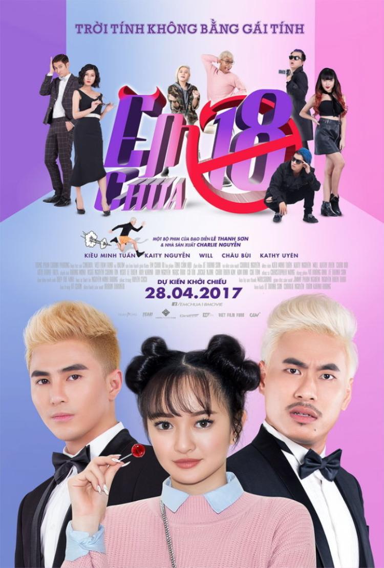 Phép thử độ liều của đạo diễn Lê Minh Sơn và nhà sản xuất Charlie Nguyễn.