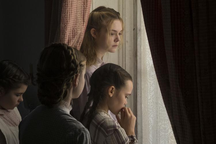 Bộ ba ngọc nữ Nicole Kidman, Kirsten Dunst và Elle Fanning hóa những kẻ khát tình