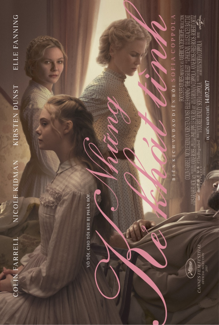 Poster phim The Beguiled
