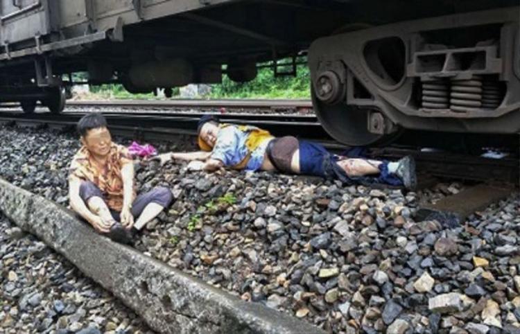 Người lái tàu hy sinh một chân để cứu cụ bà: Nếu được lựa chọn, tôi vẫn sẽ làm thế