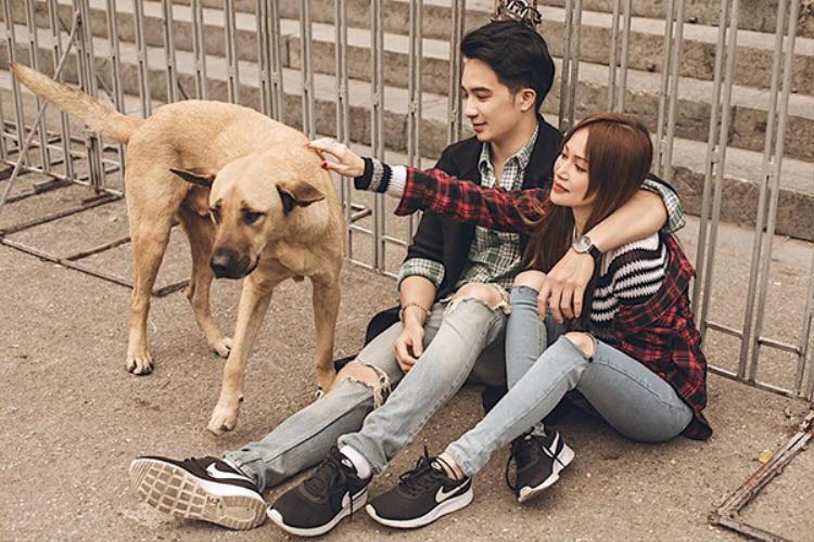 Tình yêu của cặp đôi khiến nhiều người ngưỡng mộ, ghen tỵ.